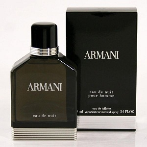 Giorgio Armani Eau De Nuit For Men EDT 100ml (Tester)
