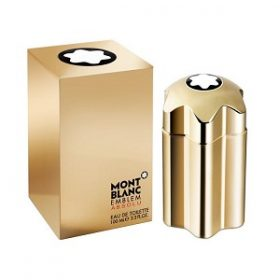 Mont Blanc Emblem Absolu For Men EDT 100ml