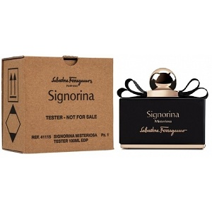Salvatore Ferragamo Signorina Misteriosa For Women EDP 100ml (Tester)