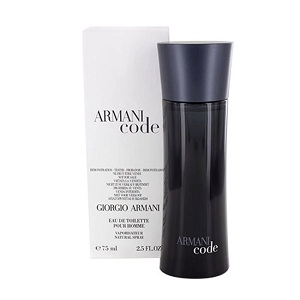 Giorgio Armani Code For Men EDT 75ML (Tester)