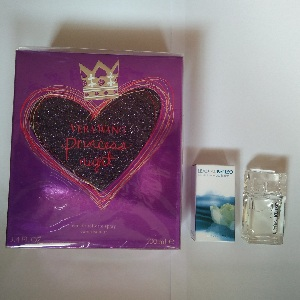 Vera Wang Princess Night for women EDT 100ML + FREE Kenzo L eaupar for Women EDT 5ml (Miniature)