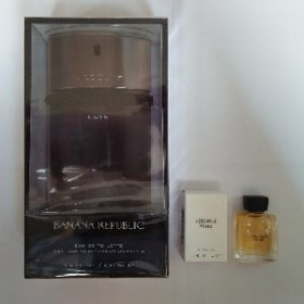 Banana Republic Wildblue Noir For Men EDT 100ML + FREE Vera Wang for Men EDT 4ml (Miniature)