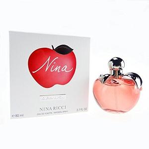 Ninna Ricci Nina Les Belles For Women EDT 80ml