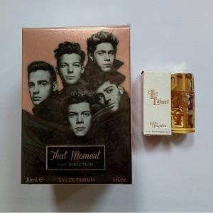 One Direction That Moment for Women EDP 30ml + Free Lolita Lempicka Elle Laime Edp 5ml (Miniatur)