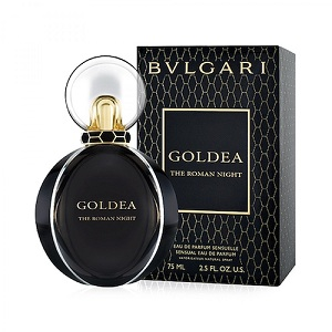 Bvlgari Goldea The Roman Night For Women EDP 75ml
