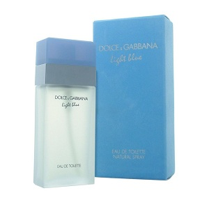 Dolce & Gabanna Light Blue For Women EDT 200ml