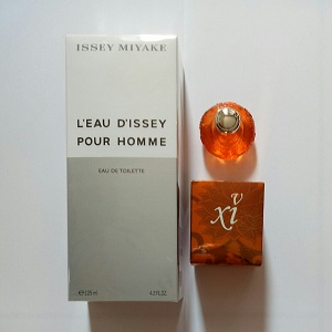 Issey Miyake L eau D Issey Pour Homme EDT 125ML + FREE Santa Barbara Xi Women EDT 10ml (Miniatur)