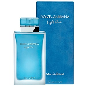 Dolce & Gabbana Light Blue Eau Intense For Women EDP 100ml