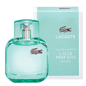 Lacoste L 12.12 Pour Elle Natural For Women EDT 90ml