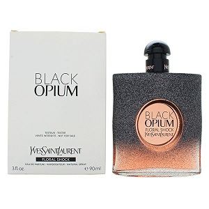 Yves Saint Laurent Black Opium Floral Shock For Women EDP 90ml (Tester)