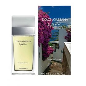 Dolce & Gabbana Escape To Panarea For Women Edt 100ml