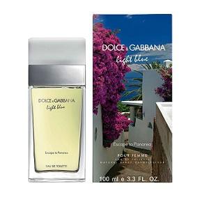 Dolce & Gabbana Escape To Panarea For Women Edt 100ml