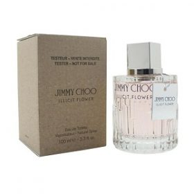 Jimmy Choo illicit Flower For Women EDT 100ml (Tester)