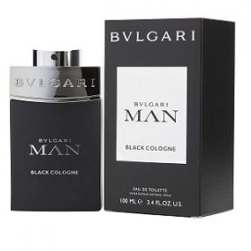 Bvlgari Man Black Cologne For Men EDT 100ml