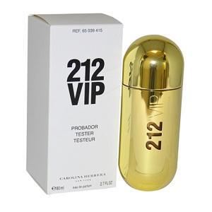 Carolina Herrera 212 VIP Woman EDP 80ML (Tester)