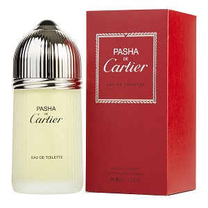 Cartier Pasha de Cartier For Men Edt 100ml