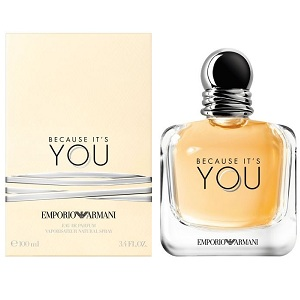 Giorgio Armani Because It You For Women EDP 100ml