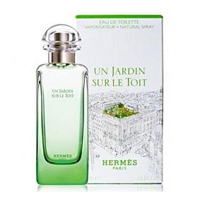 Hermes Un Jardin Sur le Toit for Unisex EDT 100ml