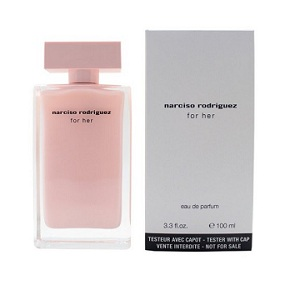 Narciso Rodriquez For Women EDP 100ML (Tester)