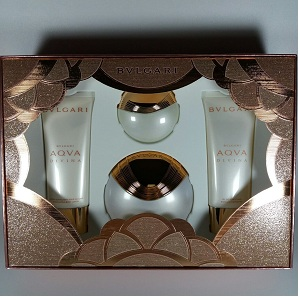 Bvlgari Aqva Divina for women (Giftset)