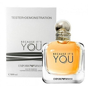 Giorgio Armani Because It You For Women EDP 100ml (Tester)