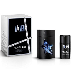 Thierry Mugler Amen Rubber Travel Exclusive For Men (Giftset)