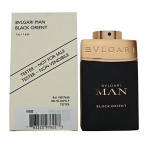 Bvlgari Man In Black Orient For Men EDP 100ml (Tester)