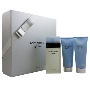 Dolce & Gabanna Light Blue For Women (Giftset)