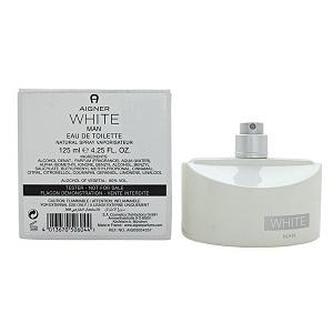 Etienne Aigner White For Men EDT 125ML (Tester)