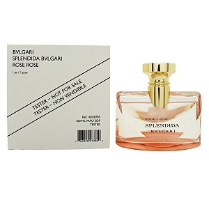 Bvlgari Splendida Rose Rose For Women EDP 100ML (Tester)