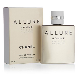 Chanel Allure Homme Edition Blanche For Men EDP 100ml