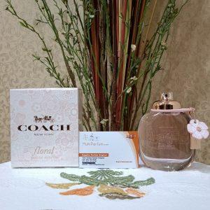 Coach Floral Eau De Parfum For Women EDP 90ml