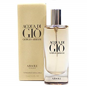 Giorgio Armani Acqua Di Gio Absolu For Men EDP 15ml (Miniatur)