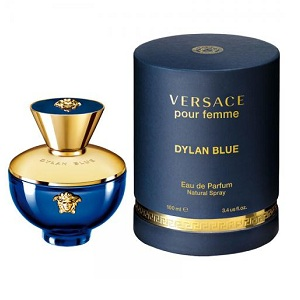 Versace Dylan Blue For Women EDP 100ml