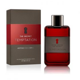 Antonio Banderas The Secret Temptation for Men EDT 100ml