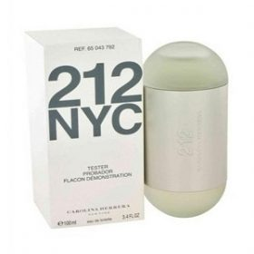 Carolina Herrera 212 Women EDT 100ml (Tester)
