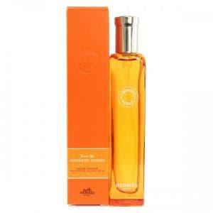 Hermes Eau de Mandarine Ambree for Unisex EDC 10ml (miniatur)