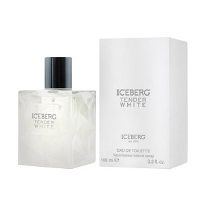 Iceberg Tender White for Women EDT 100ml