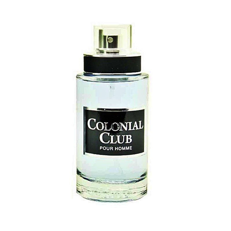 Jeanne Arthes Colonial Club for Men EDT 100ML (Tester)