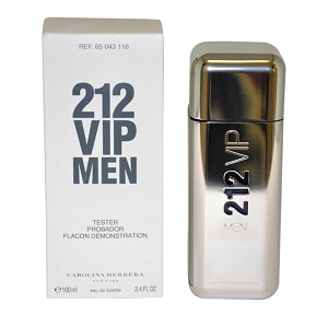Carolina Herrera 212 VIP Men EDT 100ML (Tester)