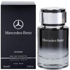 Mercedes Benz Intense for Men EDT 75ml