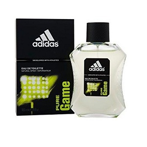Adidas Pure Game For Men EDT 100ml