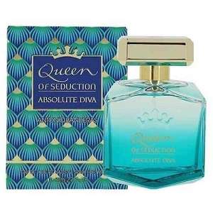 Antonio Banderas Queen of Seduction Absolute Diva for Women EDT 80ml