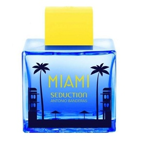 Antonio Banderas Seduction Miami Blue For Men EDT 100ml (Tester)