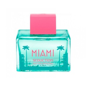 Antonio Banderas Seduction Miami Blue For Women EDT 80ml (Tester)