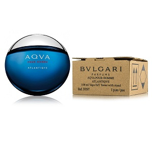 Bvlgari Aqva Pour Homme Atlantiqve For Men EDT 100ml (Tester)