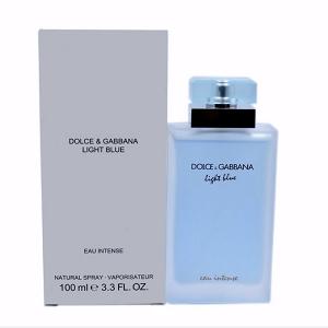 Dolce & Gabbana Light Blue Eau Intense For Women EDP 100ml (Tester)