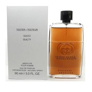 e3da2447854 Gucci Guilty Absolute Pour Homme EDP 90ml (Tester) – Jual Parfum Original  Murah