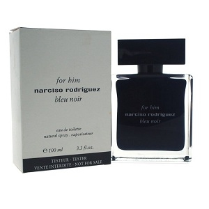 Narciso Rodriquez Bleu Noir For Men EDT 100ml (Tester)