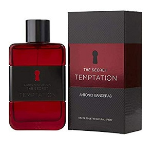 Antonio Banderas The Secret Temptation For Men EDT 200ml